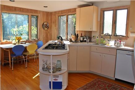 Aquinnah Martha's Vineyard vacation rental - Kitchen