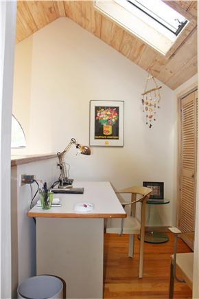 Aquinnah Martha's Vineyard vacation rental - Office Area
