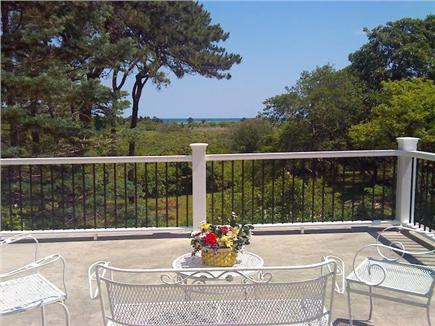Edgartown Martha's Vineyard vacation rental - Enjoy a book or a glass of wine up on the deck