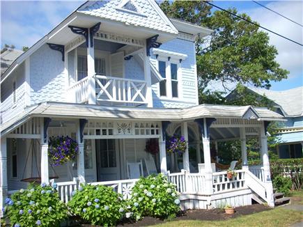 Oak Bluffs Martha's Vineyard vacation rental - Classic Victorian Gingerbread home, walk to Circuit Ave & beach!