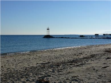 Oak Bluffs Martha's Vineyard vacation rental - Beautiful Jetty Beach, less than a 1/2 mile away!