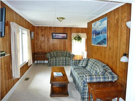 Oak Bluffs Martha's Vineyard vacation rental - Bright living room has new furniture