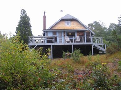Oak Bluffs Martha's Vineyard vacation rental - A very private setting