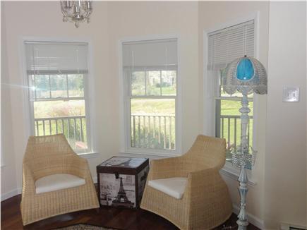 Oak Bluffs Martha's Vineyard vacation rental - Seating area, 1st floor Master bedroom