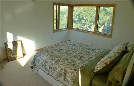 Chilmark Martha's Vineyard vacation rental - Upstairs bedroom