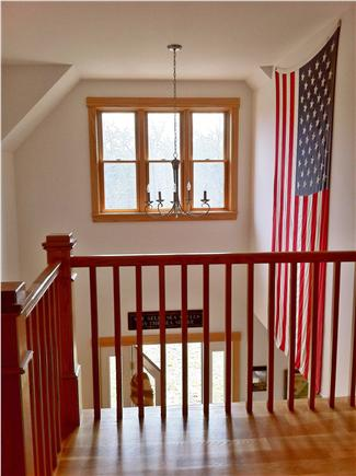 West Tisbury Martha's Vineyard vacation rental - SUNNY SUNNY - Two-story entry affords lots of light