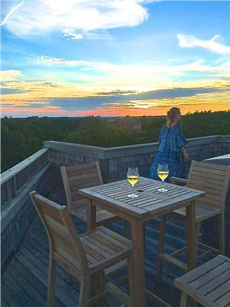 Katama - Edgartown, Edgartown Martha's Vineyard vacation rental - Upper Deck