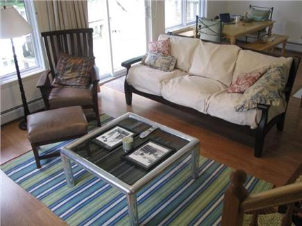 Oak Bluffs Martha's Vineyard vacation rental - Living room view from stairs