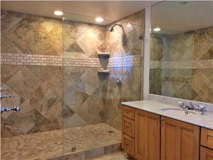 Katama - Edgartown Martha's Vineyard vacation rental - Elegant large private master bath complements spacious guest bath