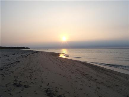 Aquinnah Martha's Vineyard vacation rental - A walk on Dogfish beach