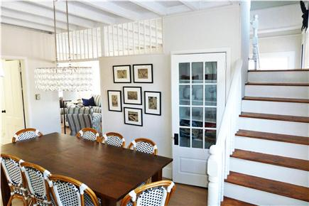 Oak Bluffs Martha's Vineyard vacation rental - Dining for eight