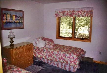 Oak Bluffs Martha's Vineyard vacation rental - Partial view of Twin Bedroom