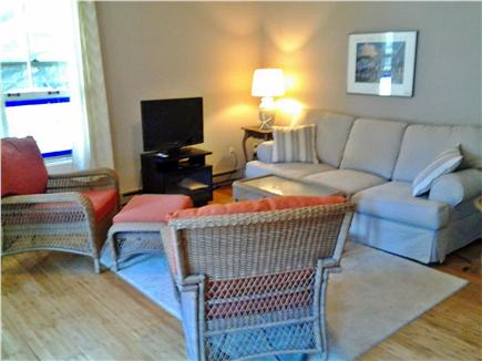 Oak Bluffs Martha's Vineyard vacation rental - Living room with cable TV