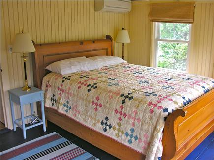 Oak Bluffs Martha's Vineyard vacation rental - Pine Bedroom - queen sleigh bed