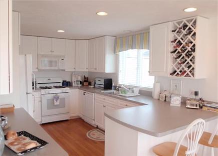 Katama - Edgartown, Edgartown Martha's Vineyard vacation rental - New Kitchen