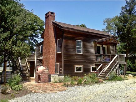 Oak Bluffs Martha's Vineyard vacation rental - Entrance from the driveway
