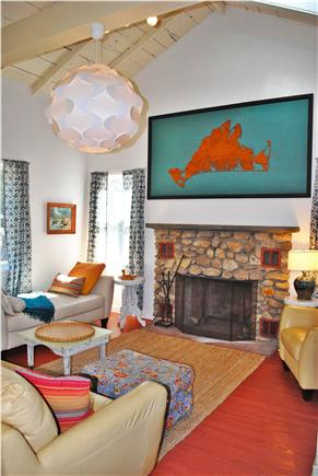 Oak Bluffs Martha's Vineyard vacation rental - Great Room