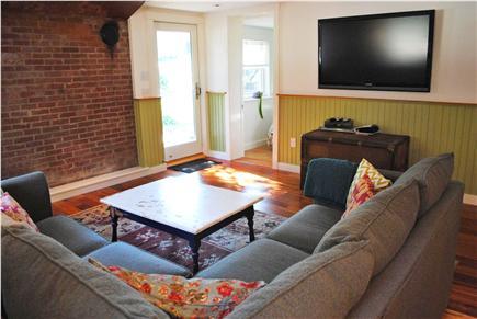 Oak Bluffs Martha's Vineyard vacation rental - Den (1st floor)