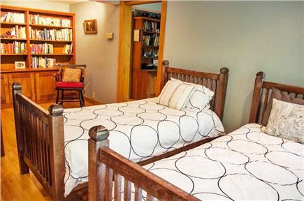 Vineyard Haven Martha's Vineyard vacation rental - Guest bedroom with adjoining office