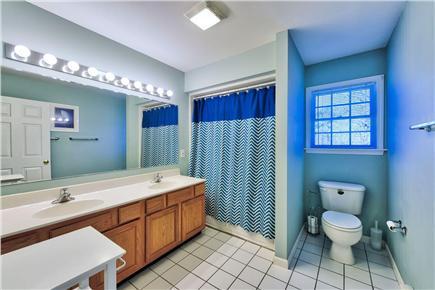 Oak Bluffs Martha's Vineyard vacation rental - 2nd floor guest bathroom