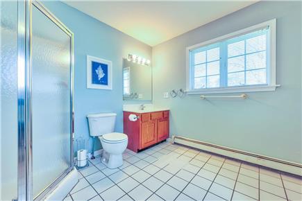 Oak Bluffs Martha's Vineyard vacation rental - Master Bathroom with stand up shower
