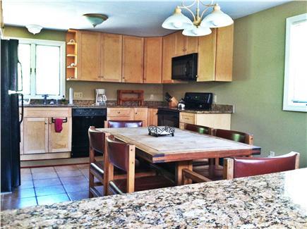 Katama - Edgartown, Edgartown Martha's Vineyard vacation rental - New Kitchen seating 8