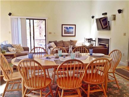 Katama - Edgartown Martha's Vineyard vacation rental - Open kitchen with ample seating