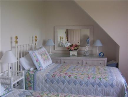 Aquinnah Martha's Vineyard vacation rental - Quaint bedrooms upstairs