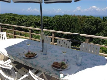 Aquinnah Martha's Vineyard vacation rental - Water views