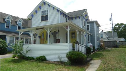 Oak Bluffs Martha's Vineyard vacation rental - Welcome to your summer vacation home!