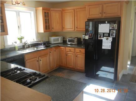 West Tisbury Martha's Vineyard vacation rental - Sun filled kitchen