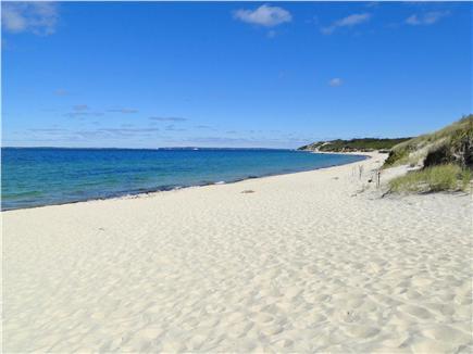 West Tisbury Martha's Vineyard vacation rental - Beautiful Lambert's Cove Beach is just 1/2 mile away