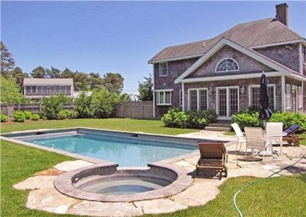 Katama - Edgartown, Edgartown Martha's Vineyard vacation rental - Think of the hours spent around this heated pool