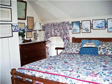 Oak Bluffs, Historic Copeland District  Martha's Vineyard vacation rental - second floor Double bedroom