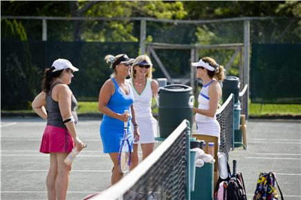 Katama - Edgartown Martha's Vineyard vacation rental - Complimentary Tennis at our Private Club