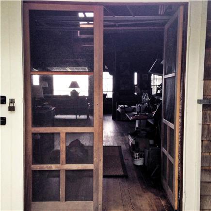 Vineyard Haven Martha's Vineyard vacation rental - Entering in the main door