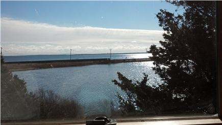 Oak Bluffs Martha's Vineyard vacation rental - Jingle Shell Cottage - View of the pond & Sound from the MBR