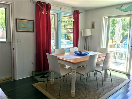 Oak Bluffs Martha's Vineyard vacation rental - Dining