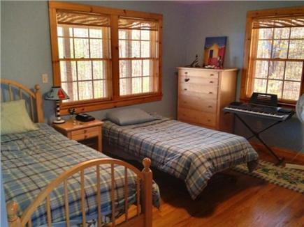 West Tisbury Martha's Vineyard vacation rental - Bedroom 1 - Twin bed with trundle