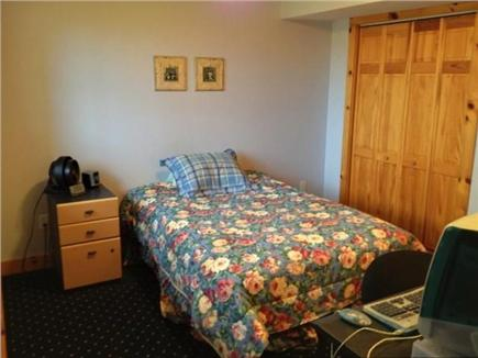 West Tisbury Martha's Vineyard vacation rental - Guest bedroom in finished basement - Double bed