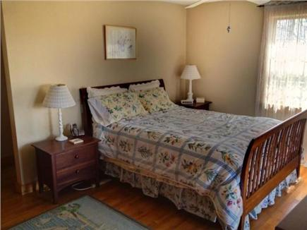 West Tisbury Martha's Vineyard vacation rental - Master bedroom with queen bed