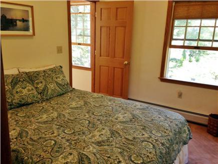 Edgartown, Dodger's Hole Martha's Vineyard vacation rental - Second bedroom on second floor, queen size bed