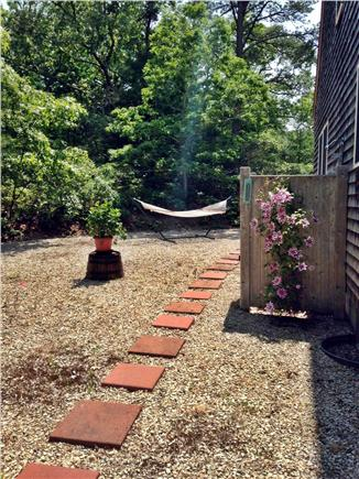 Edgartown, Dodger's Hole Martha's Vineyard vacation rental - Private outside shower