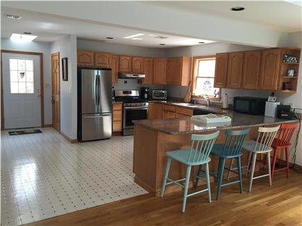 Edgartown, Dodger's Hole Martha's Vineyard vacation rental - Fully equipped kitchen
