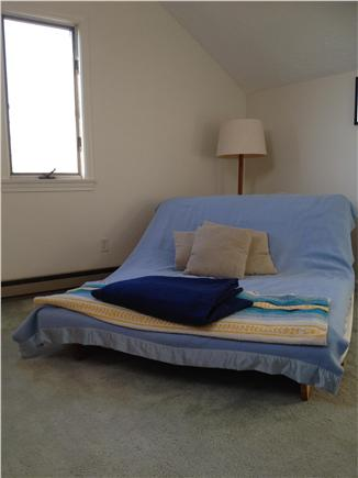 West Tisbury Martha's Vineyard vacation rental - Loft has a double futon, bureau and chair