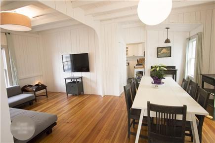 Oak Bluffs Martha's Vineyard vacation rental - Dining Room Table seats 12