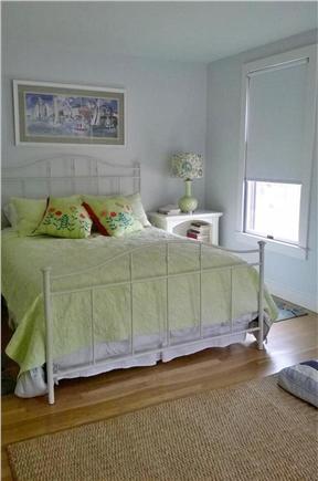Chappaquiddick, Edgartown Martha's Vineyard vacation rental - Master bedroom, light, airy and sunny