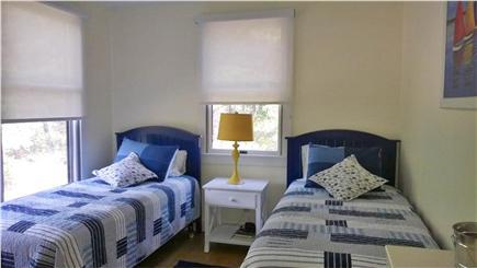 Chappaquiddick, Edgartown Martha's Vineyard vacation rental - 3rd Bedroom, two twins