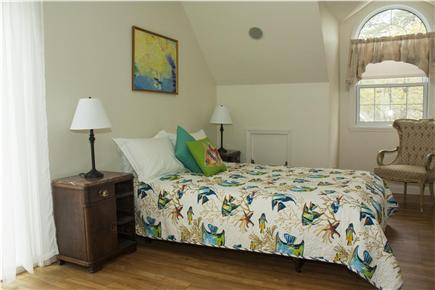 Oak Bluffs Martha's Vineyard vacation rental - The incredibly spacious master suite. With sitting area too.