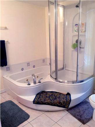 Oak Bluffs Martha's Vineyard vacation rental - The master bathroom is not just huge, but is a full spa!